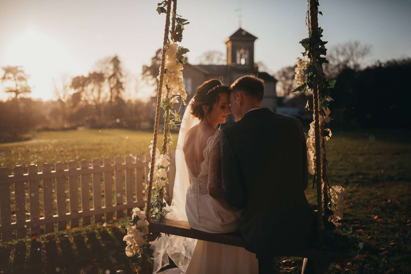 St Tewdrics House Wedding